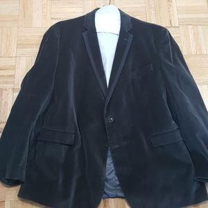 Kenneth Cole Men's Velvet Blazer